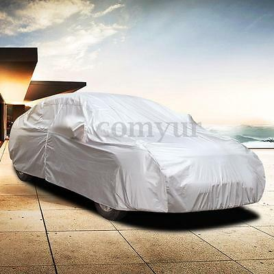 Universal Size L Full Car Cover UV Protection Waterproof In/Outdoor Breathable