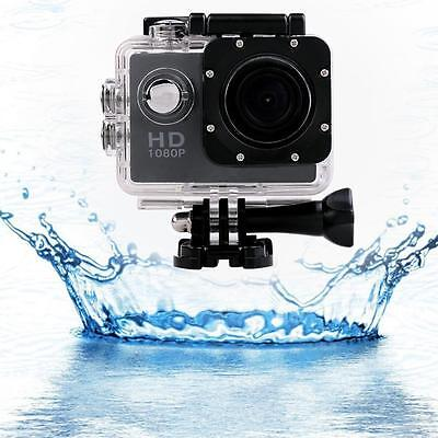 NEW Go Pro SJ4000 Full HD 1080P Waterproof 30M Helmet Action Sports Camera 12MP