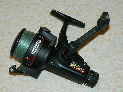 MOULINET de PECHE spool SPINNING fishing REEL Mitchell 1160-G 1160G GRAPHITE