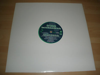 "Girl Nobody 12"" Vinyl Come & Find Me / Careful What You Say 2005 Ex """