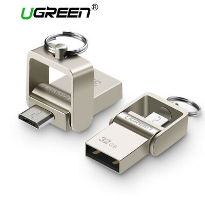 UGREEN USB Flash Drive 64GB Memory Stick Storage U disk For Android Phone Tablet