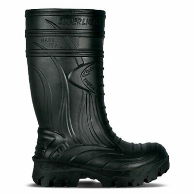 Cofra Thermic Safety Black Wellingtons Composite Toe Caps Midsole Metal Free Saf