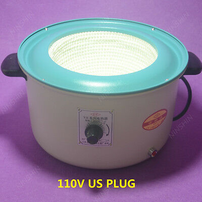 2000ml,Electric Temperature Regulation Heating Mantle,2L Hot Sleeve,110V