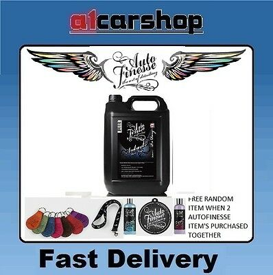 Auto Finesse Pre Wash Avalanche Snow Foam finnesse finnese 5L AF82679