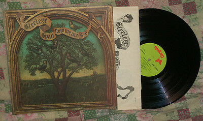 Steeleye Span-Now We Are Six-Uk First Press-Near Mint Lp