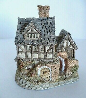 Vintage David Winter The Bakehouse Hand Made Hand Painted Figurine 1983 Britain