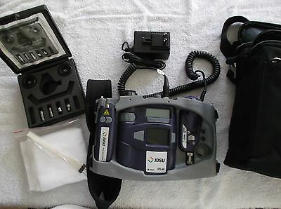 6 units JDSU FIT-S105-PRO HP3-60 Fiber Optic Meter, Scope and Probe Kit