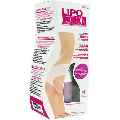 Lipo Lotion 2 in 1 Skin Cellulite Smoothing Toning & Stretch Mark Reducer Cream