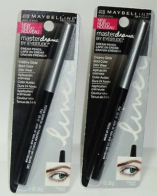 Master 24hr Maybelline Cream Wear 2 Made Drama Eyeliner Pencil Bold rCWdxBoe