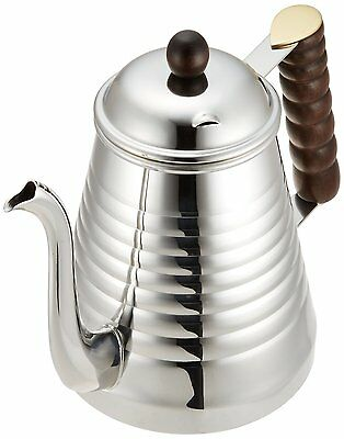 Kalita Tea Coffee Kettle Wave Pot 1L