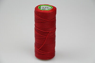 for SPEEDY STITCHER RED Heavy Duty Sewing Waxed Fine Thread 170mts 0.8mm