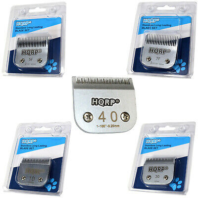Animal Clipper Blade for Wahl KM Storm ProFicient Series Pet Grooming (7 Sizes)