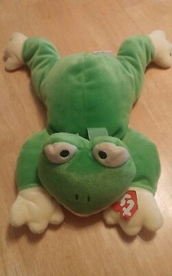 Ty Pillow Pals Ribbit