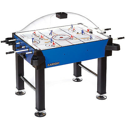 The Carrom Signature Stick Hockey Table with Legs & dome With Scoring C- 435.00