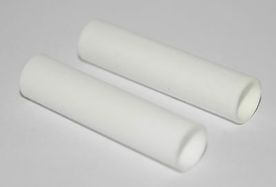 Corundum tube extra thin 99%Al2O3 high temperature resistant UK with glaze water