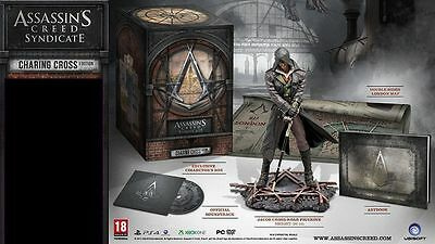 Assassin's Creed Syndicate Charing Cross Collector's Edition !content Only!