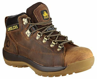 Amblers FS126 Safety Boots Steel Toe Caps & Midsole