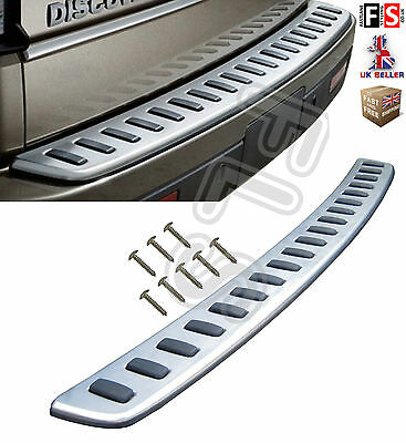 Land Rover Discovery 3 & 4 Rear Bumper Step Tread Plate Cover Lr3 Lr4 Oem Fit