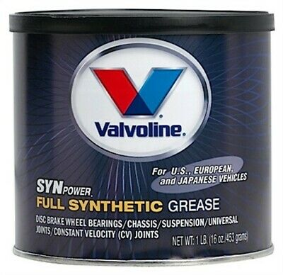 LB Synthetic Grease,No VV986,  Valvoline Oil Company, 3PK