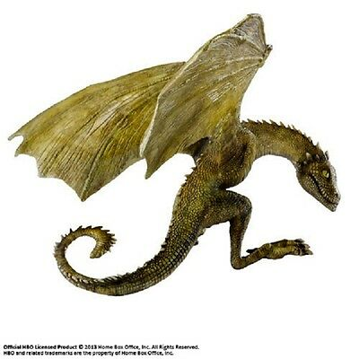 GAME OF THRONES Rhaegal Baby Dragon - Figure / Sculpture - Noble Collection