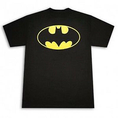 BATMAN - Full Size Logo T-shirt - NEW - XLARGE ONLY