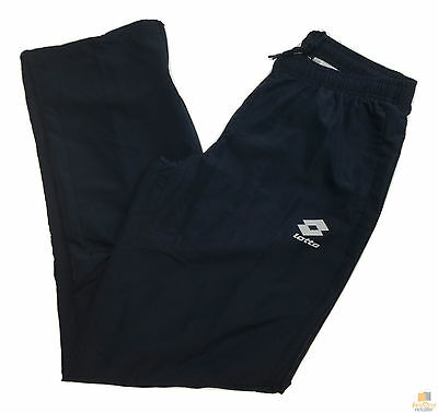 LOTTO Men's Tennis Track Pants Trackies Tracksuit Elastisized Sport Bottoms New