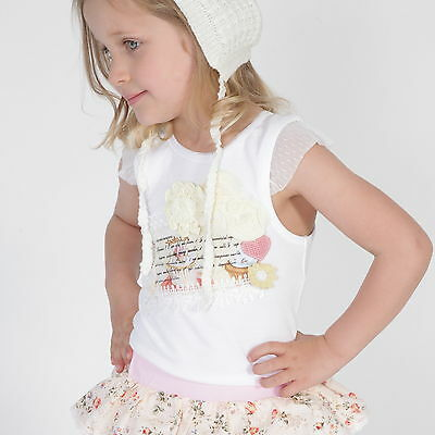 NEW Cupcake vest Girl's by Arthur Ave