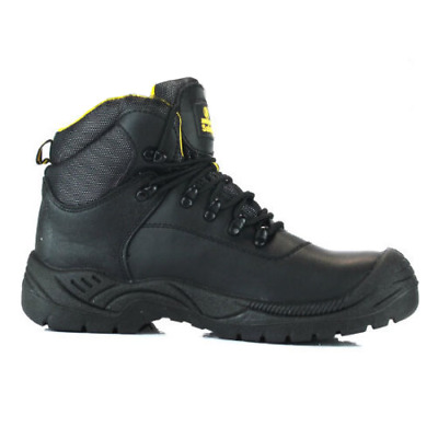 Amblers FS220 Waterproof Safety Boots With Steel Toe Caps & Midsole Mens SDirect