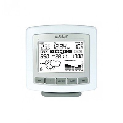 La Crosse Technology WS9251IT-WHI-S Weather Station White