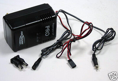 Ansmann Racing Powerjack GP Pro RC Charger For Transmitter Receiver Glow Starter