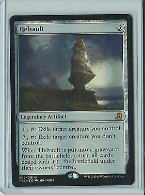Magic The Gathering From The Vault Lore Helvault FOIL x1