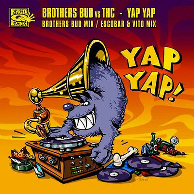 Brothers Bud vs THC - YAP YAP ( Finger Lickin' ) FLR077