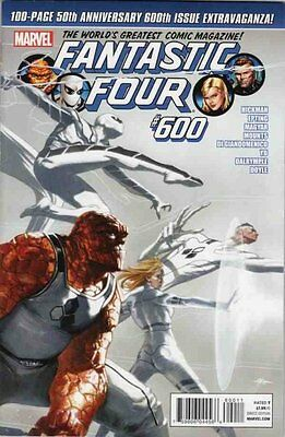 Fantastic Four Issue 600 - Jonathan Hickman - Marvel Comics 100 Page Special
