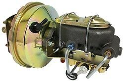1963-68 Cadillac Power Brake Booster Conversion Kit, Disc/Drum Application