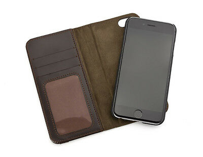 iPhone 6+/6s+ Magnet Wallet Case With Strap, MOS Stash