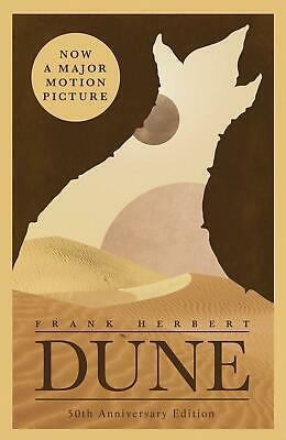 Dune by Frank Herbert Paperback Book Free Shipping!
