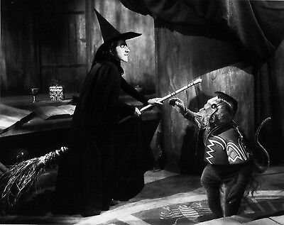 Wizard Of Oz Melting Witch A Classic 8 X 10 494 Picclick