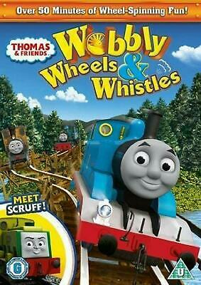 Thomas the Tank Engine and Friends: Wobbly Wheels and Whistles - DVD Region 2 Fr