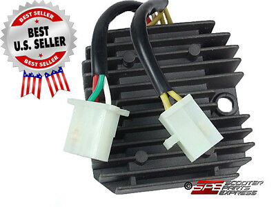 Regulator Rectifier Voltage Regulator 6 Wire 3 Phase CFmoto 250cc 172MM CF250 CN