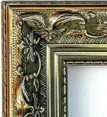*SALE* 40 ft Arquadia Ornate Gold Picture Frame Moulding, Victorian, High Scoop