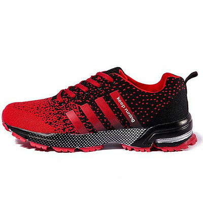 Men's Trainers Turnschuh Cotton Polka Dot Running Shoes Sneakers