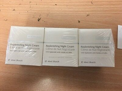 Trilogy Age Proof Replenishing Night Cream - 3x60ml - Brand New