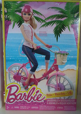 Official Mattel Barbies Bike or Windsurf accessories BNIB