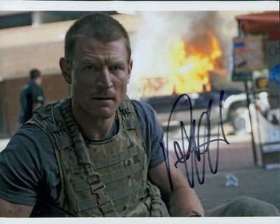 Philip Winchester In Person Signed Photo - A619 - Strike Back