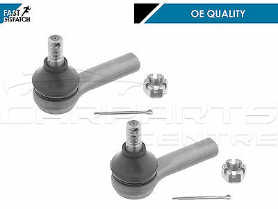 For Nissan Xtrail T30 Front Steering Outer Rack Track Tie Rod End 01-07 X-Trail