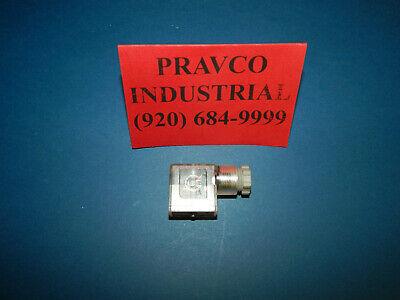 Peters Indu-Produkt GIB3R Solenoid Connector 115VAC/DC