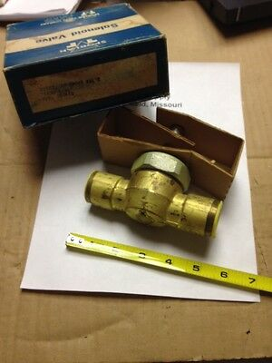 Sporlan B25S2, Solenoid Valve, No Coil, 300 Mopd, 500 Swp
