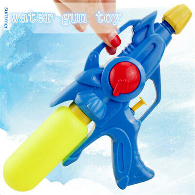 "10"" Large Water Gun Pump Super Soaker For Children Outdoor Beach Garden Toy"
