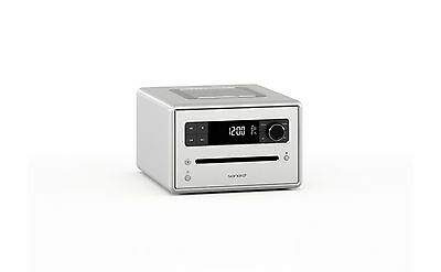 Sonoro CD Player / DAB+ / FM / Bluetooth Mono Silver List $599 Sept Sale $470