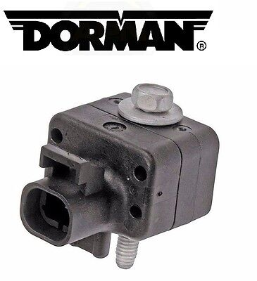 dorman 590 200 fits gm 05 08 front impact air bag sensor • 64 50 cadillac escalade air bag impact sensor front right passenger dorman 590 222